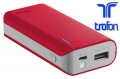 PowerBank 4400 Portable Charger - red