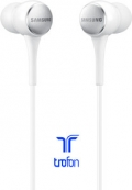 Samsung - Stereo Headset (In-Ear-Fit) EO-IG935, White